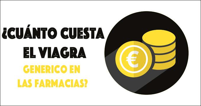 Precio del viagra en farmacias espana